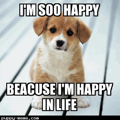 I'm Soo Happy