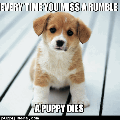 Rumble meme