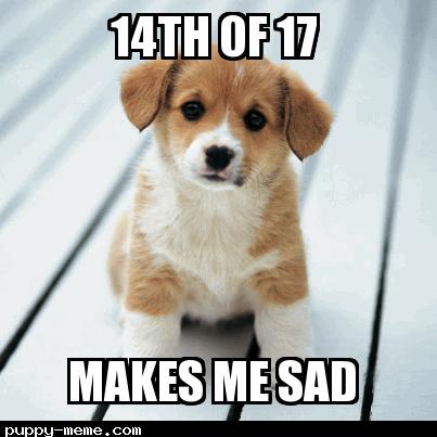 makes me sad