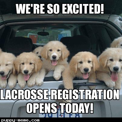 Lax Registration Opens